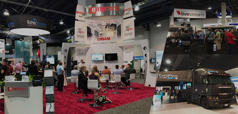 NAB Show 2017 report