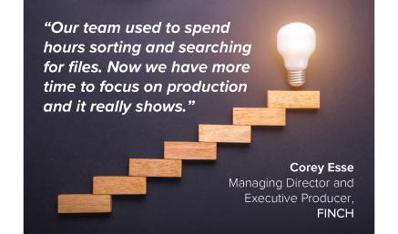 opportunity gains media asset management